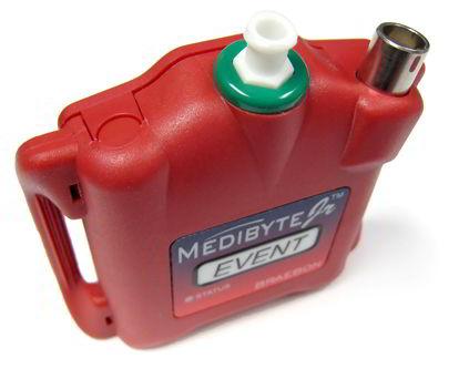 Портативная система для ночного кардио-респираторного мониторирования MediByte® Junior