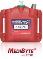 Cистема для кардио-респираторного мониторинга Medibyte MP-8