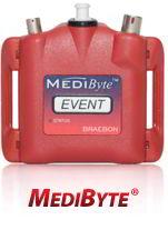Портативная система для кардио-респираторного мониторинга Medibyte MP-5